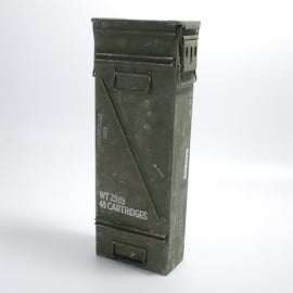 AMMO BOX US BIG 120 MM CARTRIDGES