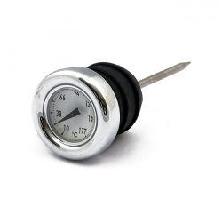 Temperature Dipstick - Harley-Davidson Softail & XL (check year) - White
