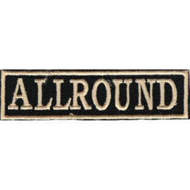 PATCH - ALLROUND - Golden Stick