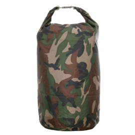 Large Waterproof bag - Camouflage