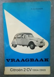 Citroën 2CV Vraagbaak - Olyslager - 2e Druk - 1964-1969