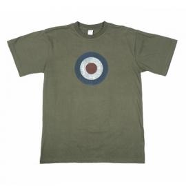 T-shirt RAF Royal Air Force - Black or Green