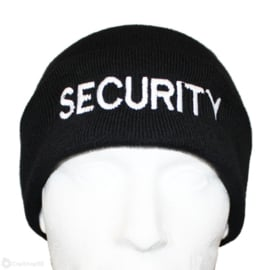 Security Beanie - Watch cap - thinsulate