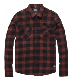 Harley Shirt Vintage Industries - Red Checker