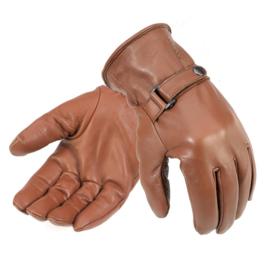 Gloves - Davida Glove - Brown Leather Shorty
