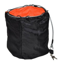 Deemeed - Single Security Bag - Steel reinforced - cable & lock included