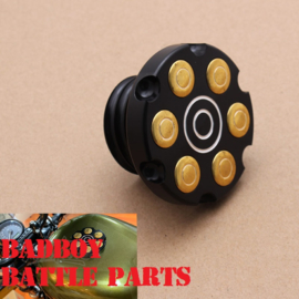 Gas Cap - BadBoy Battle - Bullet Fuel Cap