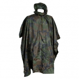 Poncho Heavy Duty Woodland