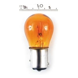 CLEAR TURN SIGNAL LENS SET (4 pcs) incl. Amber bulbs