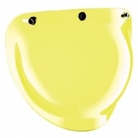 Bandit Jet - Bubble Visor - Yellow