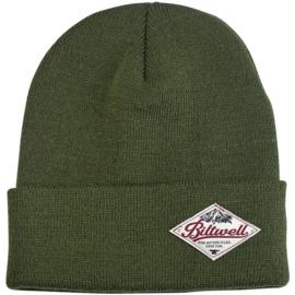 Biltwell Camper Beanie - Olive Green - Muts
