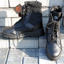Sniper/Combat Boots - Leather & 3M - ademend