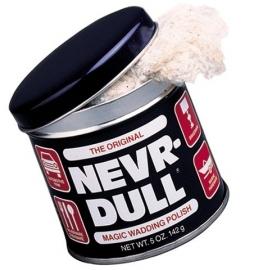 Nevr Dull - The Original - magic wadding polish