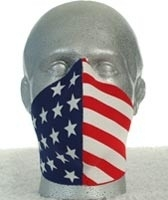 Bandero Face Mask - Patriot USA flag