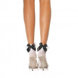 Bow & Ruffle Socks