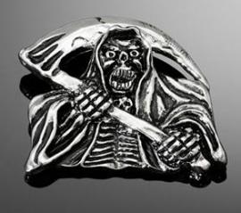 P109 - Pin - Large Grim Reaper