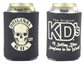 KD's - Skull Can Koozie