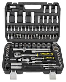 USA Garage Toolset - Socket Wrench Set 94-piece INCH