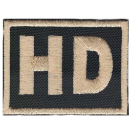 Patch - HD - gold