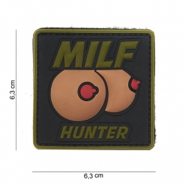 MILF Hunter - VELCRO/PVC - Patch