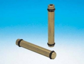 BRASS HANDLEBAR ANTI VIBRATION DAMPERS