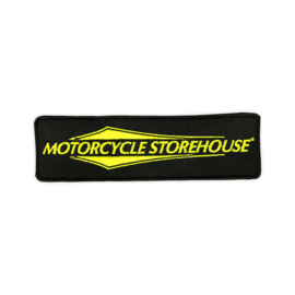 Patch - MCS logo - Motorcycle Storehouse