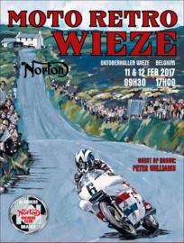 x 2017/02, 13-14 feb. - Moto Retro Wieze - Norton Edition