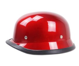German Helmet, Glossy