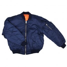 MA-1 Bomber Jacket - Blue