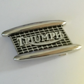 Triumph - Belt Buckle - Tankside