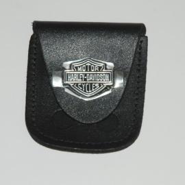 Harley-Davidson Zippo leather Pouch - Genuine