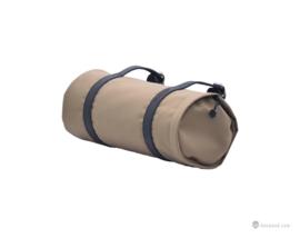 Travel Bag - Olive / Black Leather - ROLLER