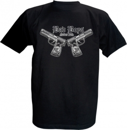 King Kerosin - Jailwear - Bad Boys Never Die - T-shirt