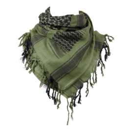 PLO - Arafat shawl - army green