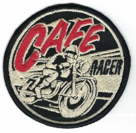 272 - Patch - Cafe Racer