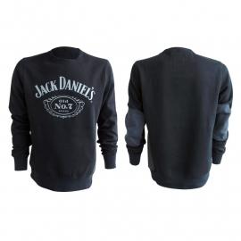 Sweatshirt - Jack Daniels Black