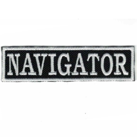 PATCH - Flash / Stick - NAVIGATOR