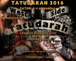 Tatudarah - Gouda - 3 & 4 september 2016