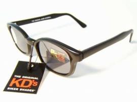 Sunglasses - Classic KD's - Silver Mirror