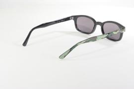 Sunglasses - X-KD's - Larger KD's -  CAMOUFLAGE frame & SMOKE lens