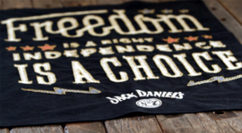 Jack Daniels - Adjustable Vintage Black Cap