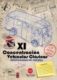 17 apr. 2016 - Concentración para Vehículos Clásicos - Hontanares de Eresma
