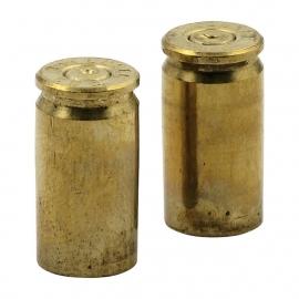 BadBoyz Valve Caps - 9MM - Original Brass Bullet Shells