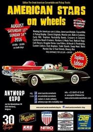 x 2016/08, 13-14 aug. - Antwerp - American Stars on Wheels