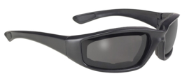 Padded Sunglasses - Kickstart - CRUZE - SMOKE / Black by KD's
