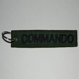 Keychain - COMMANDO