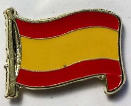 P237 - Pin - small - Waving Flag - Spain - Espana