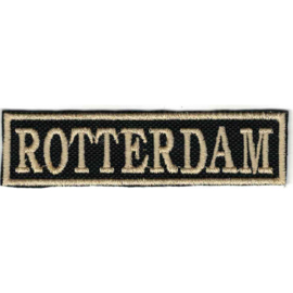 Golden PATCH - Flash / Stick - ROTTERDAM