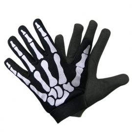Gloves - Mechanics - Skeleton