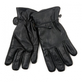 Gloves - Indiana Deluxe - Motorcycle Gloves - Black